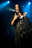 Feb 28, 2012: TARJA - Le Bataclan Paris France