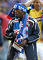 24/05/2008   Copyright Pic: James Stewart.File Name : sct_jspa36_qots_v_rangers.GOAL SCORER DAMARCUS BEASLEY AT THE END OF THE GAME.James Stewart Photo Agency 19 Carronlea Drive, Falkirk. FK2 8DN      Vat Reg No. 607 6932 25.Studio      : +44 (0)1324 611191 .Mobile      : +44 (0)7721 416997.E-mail  :  jim@jspa.co.uk.If you require further information then contact Jim Stewart on any of the numbers above........
