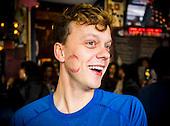 Chadwick Sandeen at Nellie's Sports Bar in Washington, DC