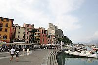 Una veduta di Lerici, col Castello in alto sulla destra.<br /> A view of Lerici, with the Castle at top right.<br /> UPDATE IMAGES PRESS/Riccardo De Luca