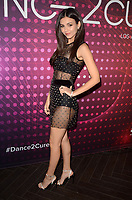 HOLLYWOOD, CA - DECEMBER 1: Victoria Justice at amfAR Dance2Cure Event at Bardot At Avalon in Hollywood, California on December 1, 2018. <br /> CAP/MPI/DE<br /> &copy;DE//MPI/Capital Pictures
