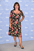 Daisy Goodwin at the photocall for season two of &quot;Victoria&quot; at Ham Yard Hotel, London, UK. <br /> 24 August  2017<br /> Picture: Steve Vas/Featureflash/SilverHub 0208 004 5359 sales@silverhubmedia.com