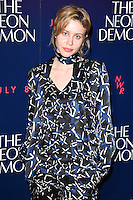 "Billie JD Porter<br /> arrives for the premiere of ""The Neon Demon"" at the Picturehouse Central, London.<br /> <br /> <br /> ©Ash Knotek  D3125  30/05/2016"