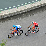 101 Tour de France 2014 - <br /> Riders compete during stage fifteenth of the cycling road race 'Tour de France' at Sisteron, on July 20, 2014.