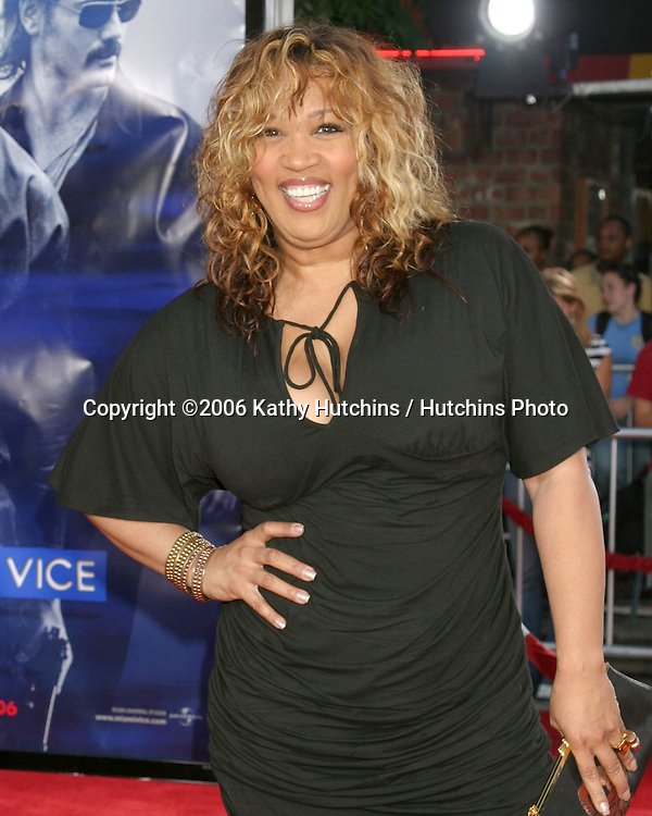 "Kym Whitley.""Miami Vice"" Premiere.Mann's Village Theater.Westwood, CA.July 20, 2006.©2006 Kathy Hutchins / Hutchins Photo...."