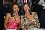 MIAMI, FL - MARCH 12: Garcelle Beauvais (R) and Dottie Joseph attends the Haitian Lawyer Association 18th Annual Scholarship Gala while campaigning for Hillary Clinton at JW Marriott Miami on Saturday March 12, 2016 in Miami, Florida. ( Photo by Johnny Louis / jlnphotography.com )