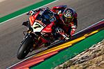 FIM Superbike World Championship, Test, 12-13 November 2019, Motorland Aragon, Spain, Chaz Davies, Ducati