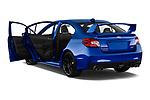 Car images close up view of a 2018 Subaru WRX STI Sport Premium 4 Door Sedan doors