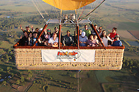 20170212 February 12 Hot Air Balloon Gold Coast