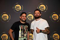 NOVA YORK, EUA, 31.08.2019 - BRAZILIAN-DAY - Jorge e Mateus durante coletiva de imprensa do BR Day Brazilian Day em Nova York neste sabado, 31. (Foto: Vanessa Carvalho/Brazil Photo Press)