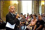 Il Duo Pianistico Italiano nel concerto di apertura di Mito Fringe alla Biblioteca Musicale nella Villa della Tesoriera.
