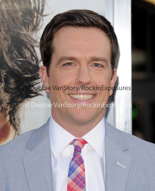 Ed Helms at Warner Bros Pictures' L.A. Premiere of The Hangover Part 2 held at The Grauman's Chinese Theatre in Hollywood, California on May 19,2011                                                                               © 2011 Hollywood Press Agency