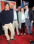 Peter Farrelly,Bobby Farrelly and parents at The Warner bros. Pictures' Premiere of Hall Pass held at The Cinerama Dome in Hollywood, California on February 23,2011                                                                               © 2010 DVS / Hollywood Press Agency