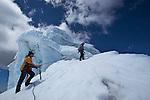 glacier de pan de azucar.Sierra del Cocuy