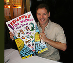 Kevin Spirtas - OLTL - Days of Our Lives at 22nd Annual Broadway Flea Market & Grand Auction to benefit Broadway Cares/Equity Fights Aids on Sunday, September 21, 2008 in Shubert Alley, New York City, New York. (Photo by Sue Coflin/Max Photos)