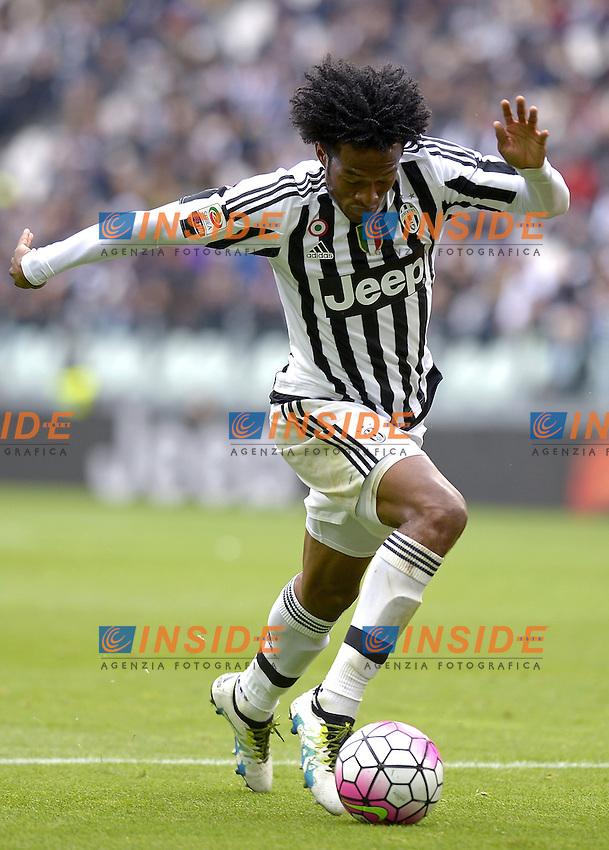 Juan Cuadrado Juventus,<br /> Torino 01-05-2016, Juventus Stadium, Football Calcio 2015/2016 Serie A, Juventus - Carpi, Foto Filippo Alfero/Insidefoto