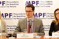 CURITIBA, PR, 30.03.2017 – LAVA JATO – Deltan Dallagnol, procurador da República durante coletiva de imprensa na tarde desta quinta-feira (30) na sede do MPF em Curitiba (PR).  (Foto: Paulo Lisboa/Brazil Photo Press)
