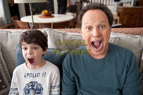 Joshua Rush &amp; Billy Crystal <br /> in Parental Guidance (2012) <br /> *Filmstill - Editorial Use Only*<br /> CAP/NFS<br /> Image supplied by Capital Pictureses