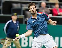 14-02-13, Tennis, Rotterdam, ABNAMROWTT,  Marcel Granollers