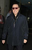NEW YORK, NY - JANUARY 29: Tommy Mottola at NBC's  Today Show in New York City. January 29, 2013. Credit: RW/MediaPunch Inc. /NortePhoto