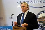 Clinton School: Lee Bollinger