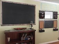 Pallet Chalkboard