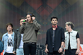 May 24, 2014: ONE DIRECTION - BBC RADIO 1 BIG WEEKEND DAY TWO - Glasgow