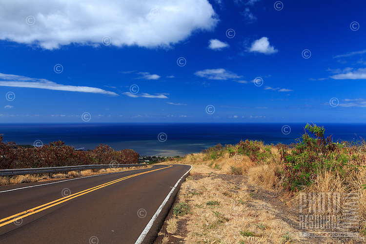 Waimea Canyon Drive in Kaua'i is one of the most scenic roads in all of Hawai'i.