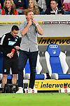 09.09.2017, wirsol-Rhein-Neckar-Arena, Sinsheim, GER, 1. FBL, TSG 1899 Hoffenheim vs FC Bayern Muenchen, im Bild Julian Nagelsmann (Trainer TSG Hoffenheim)<br /> <br /> Foto &copy; nordphoto / Fabisch
