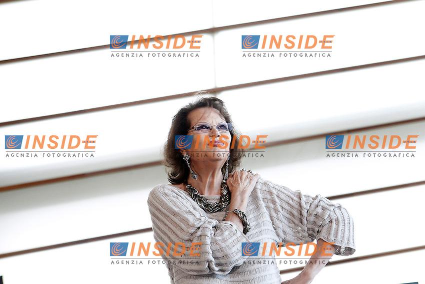 Claudia Cardinale attends the photocall of 'El artista y la modelo' during the 60th San Sebastian Donostia International Film Festival - Zinemaldia.September 23,2012.(ALTERPHOTOS/ALFAQUI/Acero) .San Sebastian 24/9/2012.San Sebastian Film Fest.Foto Acero/Alterphotos/Insidefoto.ITALY ONLY