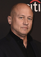 "HOLLYWOOD, CA - MARCH 18:  Mike Judge at PaleyFest 2018 - ""Silicon Valley"" at the Dolby Theatre on March 18, 2018 in Hollywood, California. (Photo by Scott KirklandPictureGroup)"