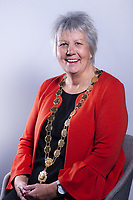 Mayor Lyn Patterson. Masterton District Council photoshoot at Waiata House in Masterton, New Zealand on Wednesday, 16 October 2019. Photo: Dave Lintott / lintottphoto.co.nz
