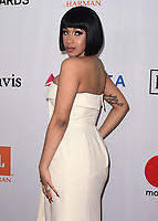 NEW YORK - JANUARY 27:  Cardi B at the 2018 Clive Davis Pre-Grammy Gala at the Sheraton New York Times Square on January 27, 2018 in New York, New York. (Photo by Scott Kirkland/PictureGroup)