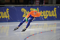 SCHAATSEN: BERLIJN: Sportforum, Essent ISU World Cup Speed Skating | The Final, 09-03-2012, 500m Men, Ronald Mulder (NED), ©foto Martin de Jong