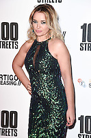 Kierston Wareing<br /> at the &quot;100 Streets&quot; UK premiere, Bfi South Bank, London.<br /> <br /> <br /> &copy;Ash Knotek  D3195  08/11/2016