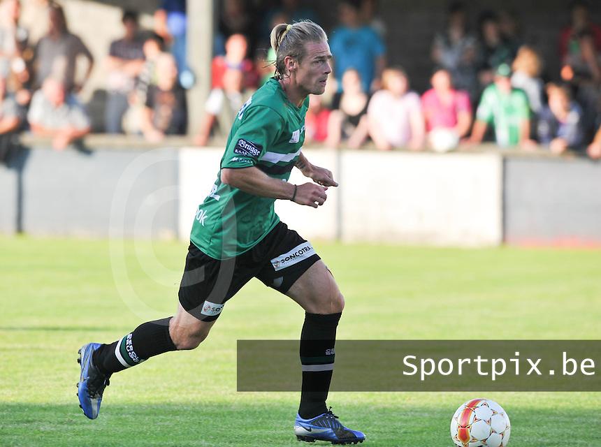 KSV Cercle Brugge : Hans Cornelis.foto VDB / BART VANDENBROUCKE