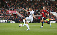 West Ham United's Aaron Cresswell scores his side's second goal <br /> <br /> Photographer Rob Newell/CameraSport<br /> <br /> The Premier League - Bournemouth v West Ham United - Saturday 28th September 2019 - Vitality Stadium - Bournemouth<br /> <br /> World Copyright © 2019 CameraSport. All rights reserved. 43 Linden Ave. Countesthorpe. Leicester. England. LE8 5PG - Tel: +44 (0) 116 277 4147 - admin@camerasport.com - www.camerasport.com