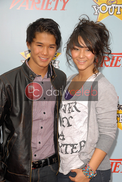 BooBoo Stewart and sister Fivel Stewart<br />