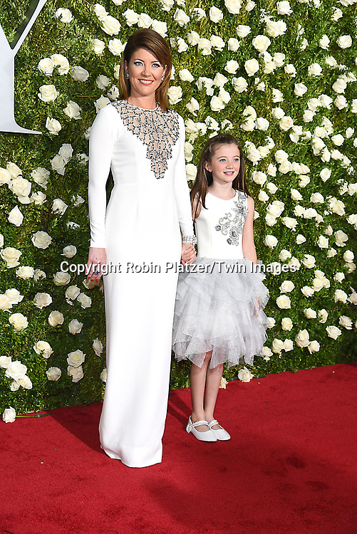 Norah O'Donnell attends the 71st Annual  Tony Awards on June 11, 2017 at Radio City Music Hall in New York, New York, USA.<br /> <br /> photo by Robin Platzer/Twin Images<br />  <br /> phone number 212-935-0770