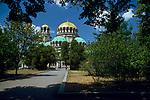 Aleksandur Nevski Cathedral, Sofia