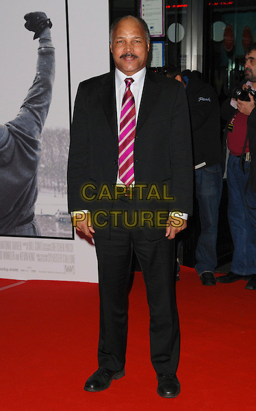 "JOHN CORNISH.Attending the""Rocky Balboa"" Uk Premiere,.Vue West End, London, England,.January 16th 2006..full length .CAP/CAN.©Can Nguyen/Capital Pictures"