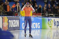 SCHAATSEN: HEERENVEEN: 15-12-2018, ISU World Cup, 500m Men Division B, Ronald Mulder (NED), ©foto Martin de Jong
