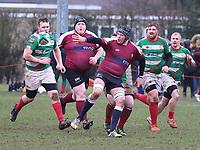 FEB 10 Rugby - Hitchin v Cheshunt