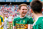 Tadhg Morley, Kerry celebrates after the All Ireland Senior Football Semi Final between Kerry and Tyrone at Croke Park, Dublin on Sunday.