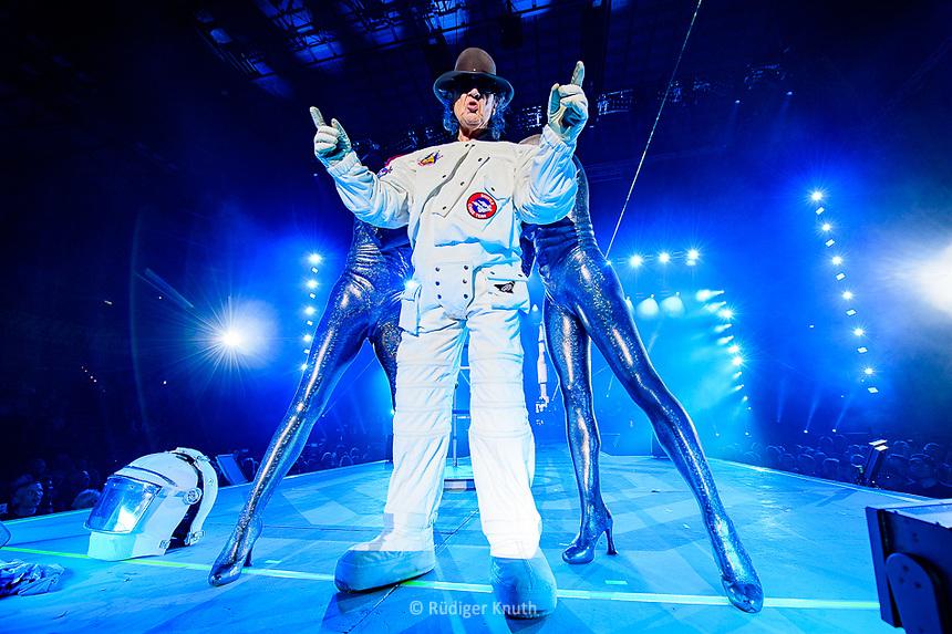 Foto: Rüdiger Knuth Öffentliche Generalprobe von Udo Lindenberg in der Sparkassen Arena in Kiel am 02.May 2017.