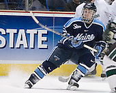 Jon Jankus - The University of Maine Black Bears defeated the Michigan State University Spartans 5-4 on Sunday, March 26, 2006, in the NCAA East Regional Final at the Pepsi Arena in Albany, New York.