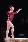 Ruby Harold World Championships Gymnastics Womens All Around Final  2015 SSE Hydro Arena.
