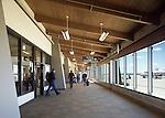 Roberts Field, Redmond Municipal Airport   Architect: HNTB