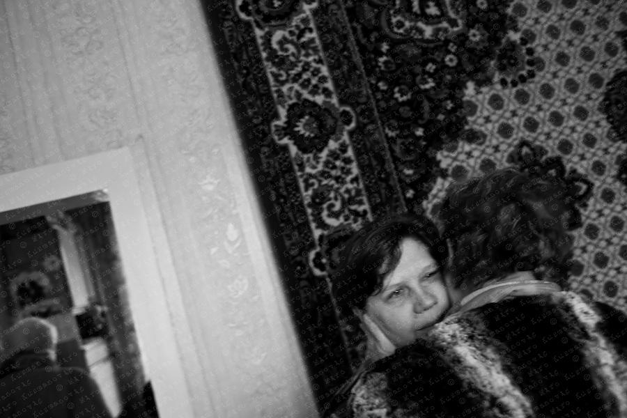 Documenting the echos of Chernobyl Tragedy, Labuhowa Ana und Tatjana