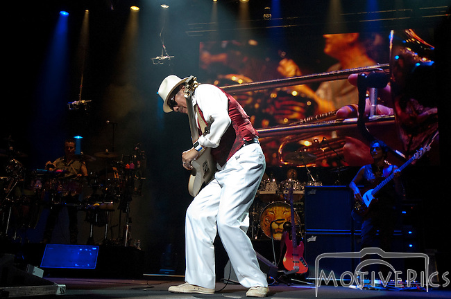 Santana along with Michael Franti and Spearhead play The Fox Theater on September 6th, 2011.